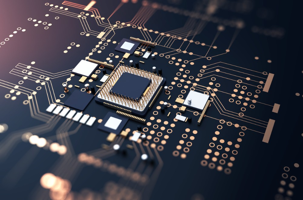 what does circuit board contain