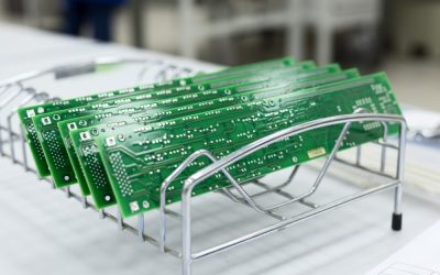 How Did Printed Circuit Boards Become the Standard Green That They Are Today?